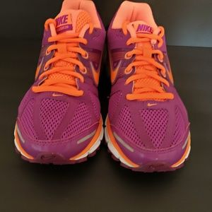 finest selection c86af a48c2 Nike Shoes - Nike Zoom Air Pegasus 28 Womens 6 Purple Orange